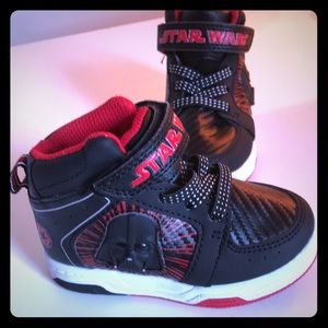 Star Wars light up baby sneakers